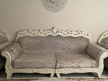 Диваны в Кыргызстан: Продаю диван и два кресла, в отличном состоянии !!!