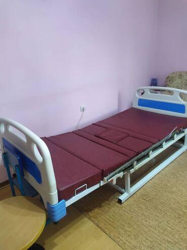 фиолетовое платье в пол в Кыргызстан: Кровать для лежачих больных. Пользовались очень мало. Сост как новое