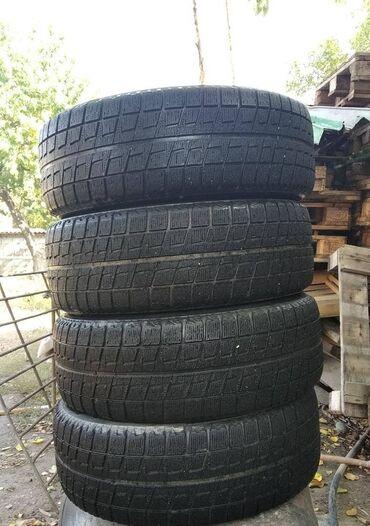 шинный центр кара балта in Кыргызстан   ШИНЫ И ДИСКИ: Продаю шины 4 штуки фирма Bridgestone где то 60-70% протектора