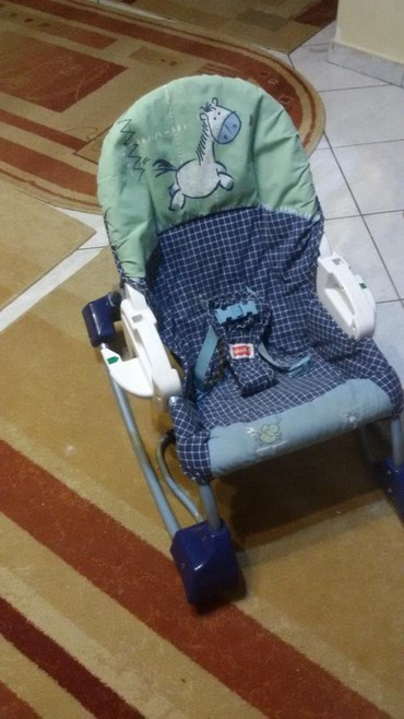 Fisher price 3in 1.κουνια, ριλαξ και κουνιστη καρέκλα. Με μουσικη