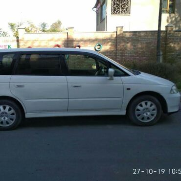Honda Odyssey 2.3 л. 2001 | 99999 км