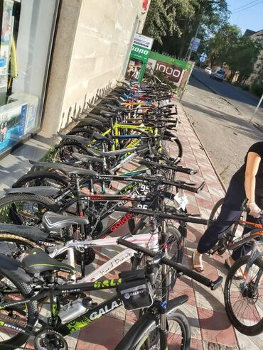 велосипед-детский-5-лет-купить в Кыргызстан: В магазине Active baby, по адресу Абая 18/1 (рядом с БГТС) большой выб