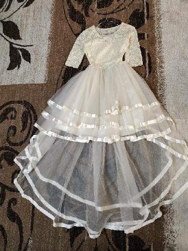 платья со шлейфом на выпускной в Кыргызстан: Платье Вечернее 0101 Brand S