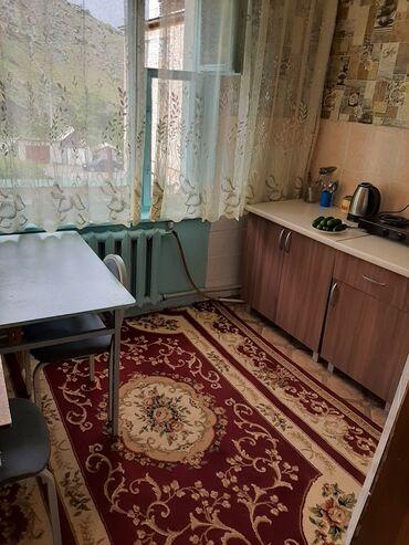 Недвижимость - Тогуз Булак: 105 серия, 1 комната, 37 кв. м Без мебели, Не затапливалась, Угловая квартира