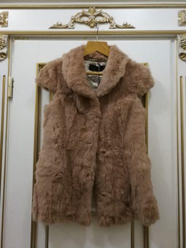 Меховые жилеты женские из меха в Бишкек