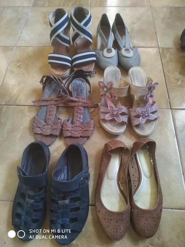 свадебная кожаная обувь в Кыргызстан: Продаю летнию обувь 37,5;38;39 размеры