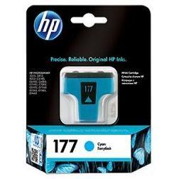 Картридж HP №177 (С8771HE) цветной струйный картридж с голубыми