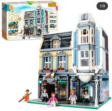Konstruktor Lego (6+) - QL0925 ic sayi 2687 detal. Qiymeti - 130 azn