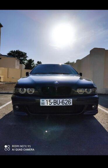 bmw 320 cabrio - Azərbaycan: BMW 540 4.4 l. 1997 | 280000 km