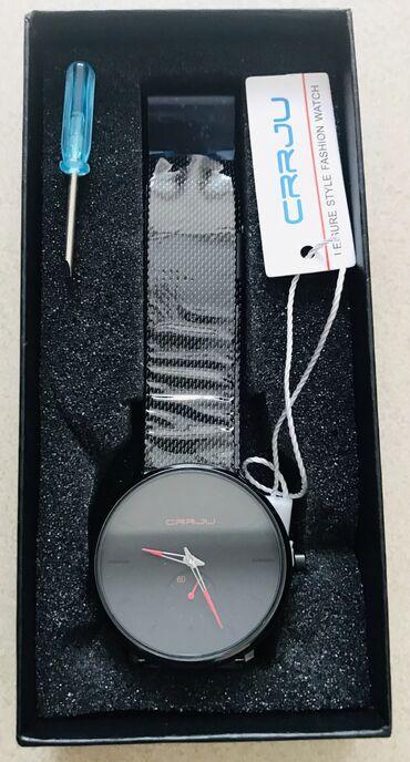 Личные вещи - Каракол: Крутые и стильные часы для делового или повседневного образа, 40 мм. Т