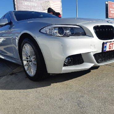 Zabrat şəhərində BMW 535 2010