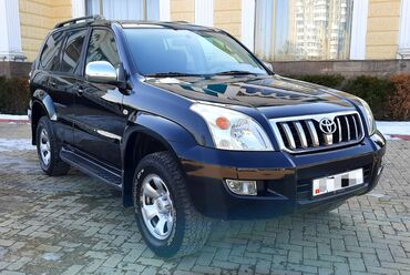 Toyota Land Cruiser 2.7 л. 2008 | 158000 км