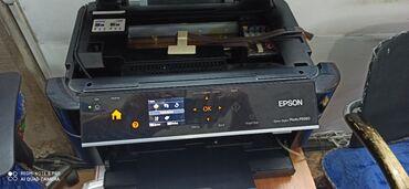 Kompjuteri - Srbija: Принтер epson 660 . Цветной 3в1 в идеальном состоянии