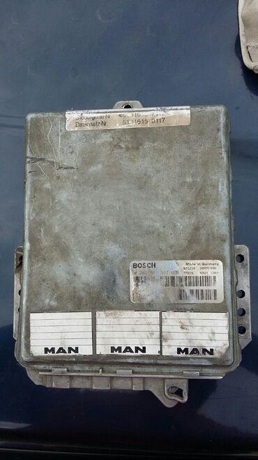 Автоэлектроника - Кыргызстан: Комп (мозги) комп на ретардер. Педаль газ. Гидромуфта. Ман командор