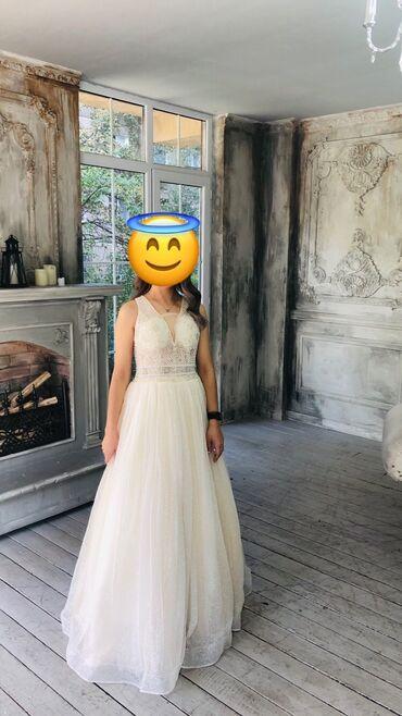 плов на заказ in Кыргызстан | ГОТОВЫЕ БЛЮДА, КУЛИНАРИЯ: Срочно продаю дёшево свадебное платье. Одевала 1 раз, в отличном сост