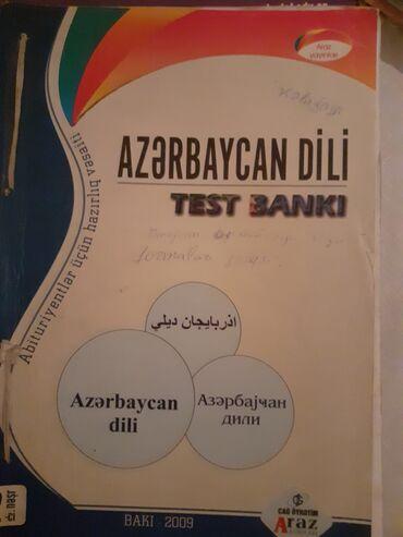 azerbaycan dili test toplusu pdf в Азербайджан: Azerbaycan dili --- Test Banki