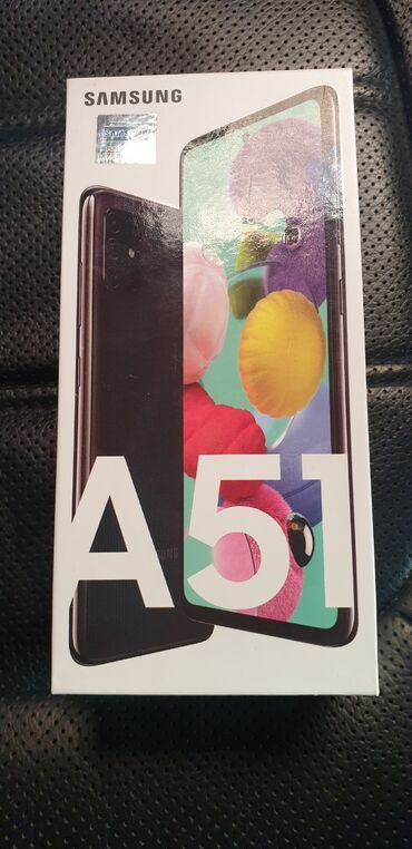 Samsung a51 kabura - Azərbaycan: Samsung A51 64gb Yeni