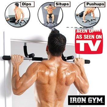 Турник для Дома Iron Gym в Бишкек