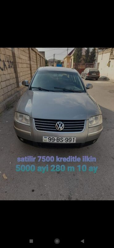 avtomobil satılır in Azərbaycan   MERCEDES-BENZ: Volkswagen 1 l. 2003   5000 km