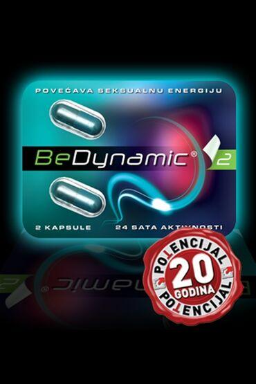 Sibirsko zdravlje - Srbija: BeDynamic kapsule povećavaju seksualnu energiju, pružaju osećaj
