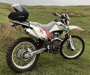 спортивный мотоцикл дукати в Кыргызстан: Мотоцикл !!! Мотоцикл!!!MFNSTER.LX 250GY R-5Мотоцикл на 250 кубов