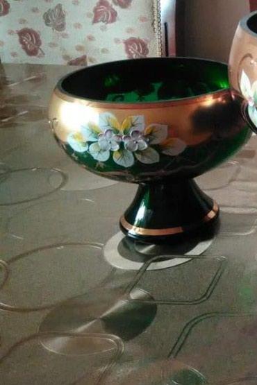 Sumqayıt şəhərində 1 cut yasil original konfetnica bohema satilir.1- i 30 manat