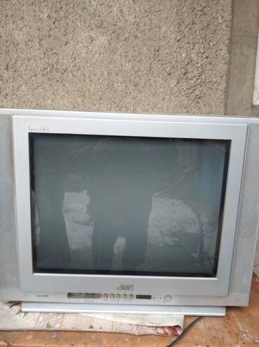 автомагнитофон jvc в Кыргызстан: Продаю телевизор JVC