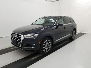 audi a4 1 9 multitronic - Azərbaycan: Audi Q7 2 l. 2017 | 89570 km