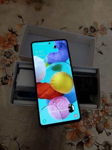 Samsung A 51 2 heftedi hediyye alinib idela veziyyetdedi tecili pul