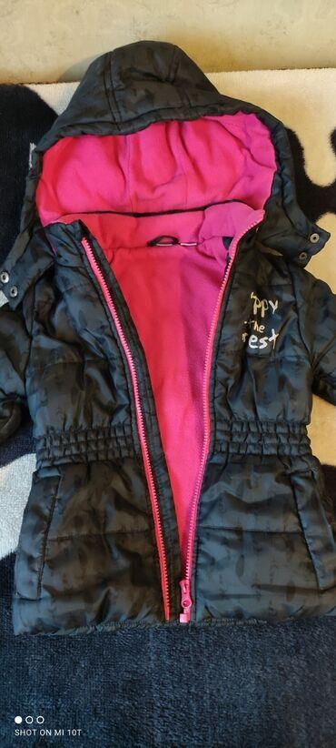 шапка верхняя одежда в Кыргызстан: Продам б/у зимнюю курточку в хорошем состоянии, лёгкая но теплая не