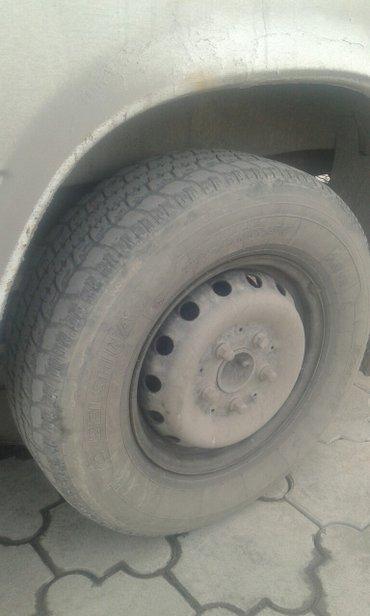 колёса размер 15. 225. 70. на спринтер в Бишкек