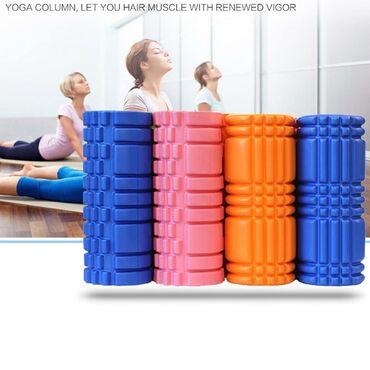 Köpüklü yoga masajı ✅Orjinaldır ✅Yenidir ✅Şəkildə necədirsə elədir
