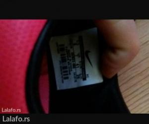 Fly-iq236-victory - Srbija: Kopacke + kostobrani (br 41)dvaput nosene, bez ikakvih ostecenja. Nike