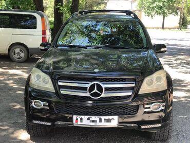 Mercedes-Benz GL-Class 4.7 л. 2007