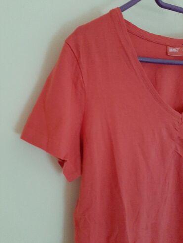 Okay zenska majica roze. Vel 40/L