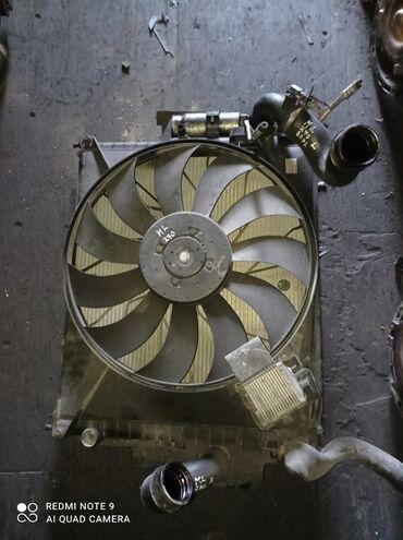 вентилятор для инкубатора в Кыргызстан: Мерседес основной вентилятор охлаждения радиатора мл 2.7 сди cdi