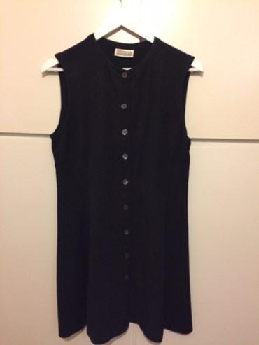 Pennyblack μαύρο φόρεμα με κουμπιά μέχρι σε Rest of Attica