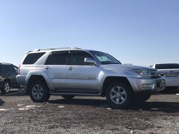 Продаю TOYOTA 4RUNNER 2004 год, 4.0L комплектация Limited, 2-4WD в Бишкек