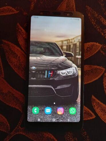 samsung a8 2018 qiymeti - Azərbaycan: İşlənmiş Samsung A7 64 GB göy