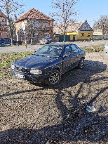 Audi-100-2-3-quattro - Srbija: Audi 80 1994