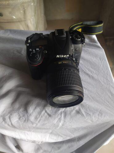 сенсорный фотоаппарат в Азербайджан: Nikon D7000 foto aparatı cox yaxşı işdəyir əlaqə nömrəsi