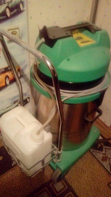 Двухтурбинный моющий пылесосдля дома, офиса, автомоек химчистки