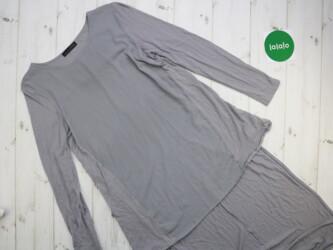 Жіноча сукня оригінального крою Zara, р. S    Довжина: 120 см Напівобх
