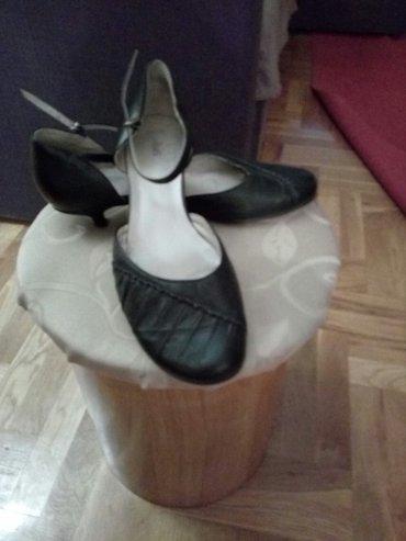 Kožne cipele,,jako udobne ,malo nošene br.40-cena 600din. - Novi Sad