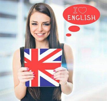 Bakı şəhərində 10 il tecrubesi olan muellime Ingilis dilin qrammatikasini ve danishiq