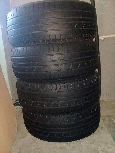 215 60 17 зимние шины в Азербайджан: Təkərlər: 215/55/17.  4 ədəd 70 azn