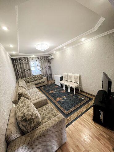 скупка мебели бу бишкек в Кыргызстан: Индивидуалка, 3 комнаты, 65 кв. м Евроремонт, Кондиционер, Не затапливалась