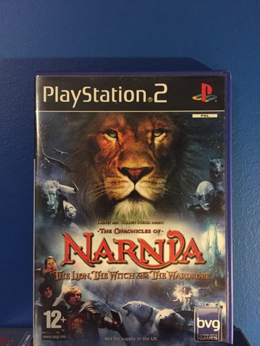 The Chronicles of Narnia Playstation 2 σε άριστη κατάσταση!!! σε Athens