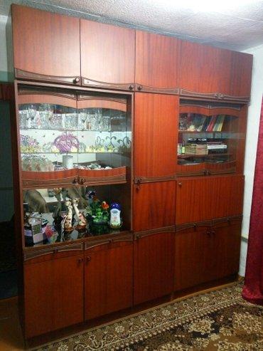 """Продаю стенку """" Долон"""" в хорошем состоянии, цена: 9000 сом. в Бишкек"""