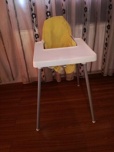 Stolica za hranjenje - Srbija: Na prodaju stolica za hranjenje veoma malo koriscena,ima kaiseve za